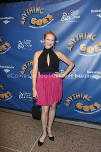 """1211267-038    The opening night performance of """"Anything Goes"""" at the Center Theatre Group/Ahmanson Theatre on Nov. 28, 2012, in Los Angeles, Calif. (Photo by Ryan Miller/Capture Imaging"""