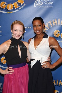 """1211267-046    The opening night performance of """"Anything Goes"""" at the Center Theatre Group/Ahmanson Theatre on Nov. 28, 2012, in Los Angeles, Calif. (Photo by Ryan Miller/Capture Imaging"""