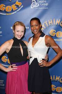 "1211267-041    The opening night performance of ""Anything Goes"" at the Center Theatre Group/Ahmanson Theatre on Nov. 28, 2012, in Los Angeles, Calif. (Photo by Ryan Miller/Capture Imaging"