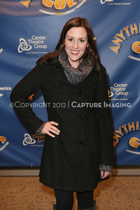 """1211267-003    The opening night performance of """"Anything Goes"""" at the Center Theatre Group/Ahmanson Theatre on Nov. 28, 2012, in Los Angeles, Calif. (Photo by Ryan Miller/Capture Imaging"""