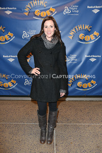 """1211267-005    The opening night performance of """"Anything Goes"""" at the Center Theatre Group/Ahmanson Theatre on Nov. 28, 2012, in Los Angeles, Calif. (Photo by Ryan Miller/Capture Imaging"""