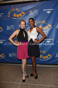 """1211267-045    The opening night performance of """"Anything Goes"""" at the Center Theatre Group/Ahmanson Theatre on Nov. 28, 2012, in Los Angeles, Calif. (Photo by Ryan Miller/Capture Imaging"""
