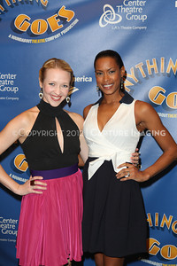 """1211267-048    The opening night performance of """"Anything Goes"""" at the Center Theatre Group/Ahmanson Theatre on Nov. 28, 2012, in Los Angeles, Calif. (Photo by Ryan Miller/Capture Imaging"""