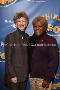 """1211267-012    The opening night performance of """"Anything Goes"""" at the Center Theatre Group/Ahmanson Theatre on Nov. 28, 2012, in Los Angeles, Calif. (Photo by Ryan Miller/Capture Imaging"""