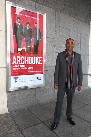 """Archduke"" Center Theatre Group/Mark Taper Forum Opening, Los Angeles, America - 7 May 2017"