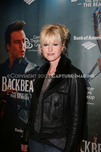 """1301010-036    The opening night performance of """"Backbeat"""" at the Center Theatre Group/Ahmanson Theatre on Wednesday, January 30, 2013 in Los Angeles, Calif. (Photo by Ryan Miller/Capture Imaging)"""