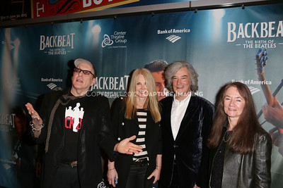 """1301010-045    The opening night performance of """"Backbeat"""" at the Center Theatre Group/Ahmanson Theatre on Wednesday, January 30, 2013 in Los Angeles, Calif. (Photo by Ryan Miller/Capture Imaging)"""