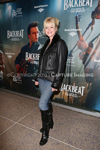 "1301010-042    The opening night performance of ""Backbeat"" at the Center Theatre Group/Ahmanson Theatre on Wednesday, January 30, 2013 in Los Angeles, Calif. (Photo by Ryan Miller/Capture Imaging)"