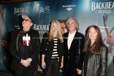 """1301010-048    The opening night performance of """"Backbeat"""" at the Center Theatre Group/Ahmanson Theatre on Wednesday, January 30, 2013 in Los Angeles, Calif. (Photo by Ryan Miller/Capture Imaging)"""