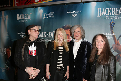 """1301010-046    The opening night performance of """"Backbeat"""" at the Center Theatre Group/Ahmanson Theatre on Wednesday, January 30, 2013 in Los Angeles, Calif. (Photo by Ryan Miller/Capture Imaging)"""