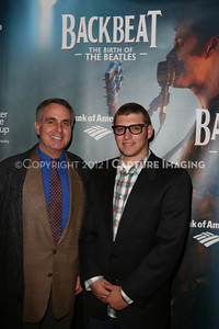 """1301010-012    The opening night performance of """"Backbeat"""" at the Center Theatre Group/Ahmanson Theatre on Wednesday, January 30, 2013 in Los Angeles, Calif. (Photo by Ryan Miller/Capture Imaging)"""