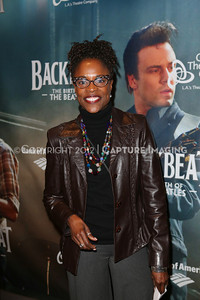 """1301010-025    The opening night performance of """"Backbeat"""" at the Center Theatre Group/Ahmanson Theatre on Wednesday, January 30, 2013 in Los Angeles, Calif. (Photo by Ryan Miller/Capture Imaging)"""