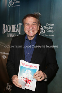 "1301010-016    The opening night performance of ""Backbeat"" at the Center Theatre Group/Ahmanson Theatre on Wednesday, January 30, 2013 in Los Angeles, Calif. (Photo by Ryan Miller/Capture Imaging)"