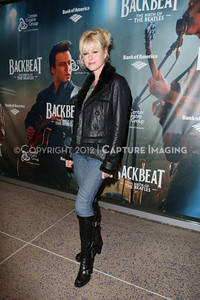 """1301010-041    The opening night performance of """"Backbeat"""" at the Center Theatre Group/Ahmanson Theatre on Wednesday, January 30, 2013 in Los Angeles, Calif. (Photo by Ryan Miller/Capture Imaging)"""