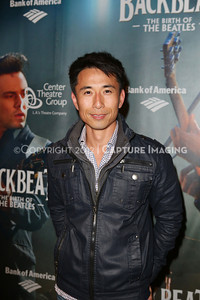 """1301010-035    The opening night performance of """"Backbeat"""" at the Center Theatre Group/Ahmanson Theatre on Wednesday, January 30, 2013 in Los Angeles, Calif. (Photo by Ryan Miller/Capture Imaging)"""
