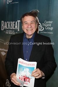 "1301010-015    The opening night performance of ""Backbeat"" at the Center Theatre Group/Ahmanson Theatre on Wednesday, January 30, 2013 in Los Angeles, Calif. (Photo by Ryan Miller/Capture Imaging)"