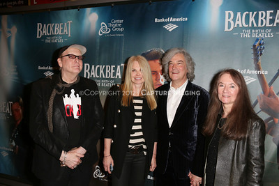 """1301010-047    The opening night performance of """"Backbeat"""" at the Center Theatre Group/Ahmanson Theatre on Wednesday, January 30, 2013 in Los Angeles, Calif. (Photo by Ryan Miller/Capture Imaging)"""