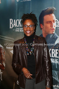 """1301010-026    The opening night performance of """"Backbeat"""" at the Center Theatre Group/Ahmanson Theatre on Wednesday, January 30, 2013 in Los Angeles, Calif. (Photo by Ryan Miller/Capture Imaging)"""