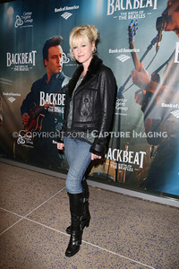 "1301010-040    The opening night performance of ""Backbeat"" at the Center Theatre Group/Ahmanson Theatre on Wednesday, January 30, 2013 in Los Angeles, Calif. (Photo by Ryan Miller/Capture Imaging)"
