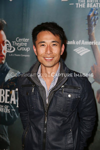 """1301010-033    The opening night performance of """"Backbeat"""" at the Center Theatre Group/Ahmanson Theatre on Wednesday, January 30, 2013 in Los Angeles, Calif. (Photo by Ryan Miller/Capture Imaging)"""