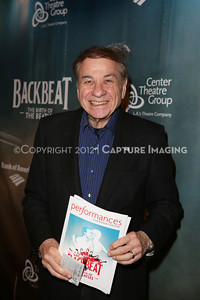 """1301010-017    The opening night performance of """"Backbeat"""" at the Center Theatre Group/Ahmanson Theatre on Wednesday, January 30, 2013 in Los Angeles, Calif. (Photo by Ryan Miller/Capture Imaging)"""