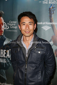 """1301010-034    The opening night performance of """"Backbeat"""" at the Center Theatre Group/Ahmanson Theatre on Wednesday, January 30, 2013 in Los Angeles, Calif. (Photo by Ryan Miller/Capture Imaging)"""