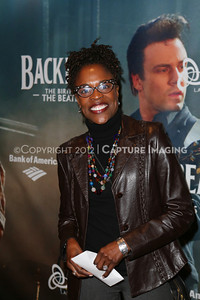 """1301010-024    The opening night performance of """"Backbeat"""" at the Center Theatre Group/Ahmanson Theatre on Wednesday, January 30, 2013 in Los Angeles, Calif. (Photo by Ryan Miller/Capture Imaging)"""