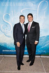 "Rodgers & Hammerstein's ""The Sound of Music"" Opening Night Performance, CTG/Ahmanson Theatre, Los Angeles, America - 30 Sept 2015"
