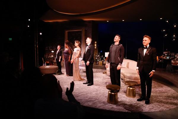 """Big Night"" Center Theatre Group's Kirk Douglas Theatre Opening, Culver City, America - 16 Sept 2017"
