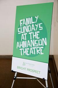 "CTG ""The Sound of Music"" Fright Prospect Family Sundays"