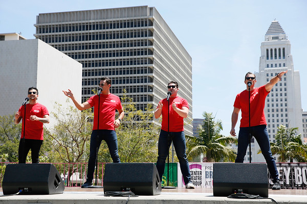 Center Theatre Group Presents Broadway At Grand Park