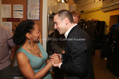 """1202016-047        LOS ANGELES, CA - FEBRAURY 10: """"Clybourne Park"""" Producer and cast photo at Center Theatre Goup's Mark Taper Forum on February 10, 2012 in Los Angeles, California. (Photo by Ryan Miller/Capture Imaging)"""