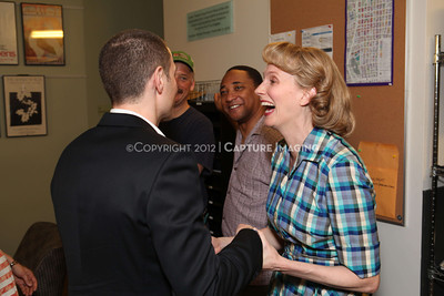 """1202016-030        LOS ANGELES, CA - FEBRAURY 10: """"Clybourne Park"""" Producer and cast photo at Center Theatre Goup's Mark Taper Forum on February 10, 2012 in Los Angeles, California. (Photo by Ryan Miller/Capture Imaging)"""