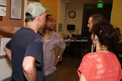 """1202016-020        LOS ANGELES, CA - FEBRAURY 10: """"Clybourne Park"""" Producer and cast photo at Center Theatre Goup's Mark Taper Forum on February 10, 2012 in Los Angeles, California. (Photo by Ryan Miller/Capture Imaging)"""