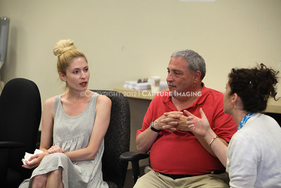 """1206174-035    LOS ANGELES, CA - JUNE 8: The rehearsal of """"Council"""" by Padraic Duffy at the Center Theatre Goup annex on June 8, 2012 in Los Angeles, California. (Photo by Ryan Miller/Capture Imaging)"""