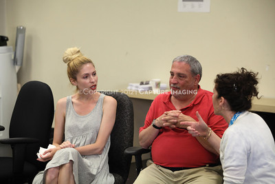 """1206174-034    LOS ANGELES, CA - JUNE 8: The rehearsal of """"Council"""" by Padraic Duffy at the Center Theatre Goup annex on June 8, 2012 in Los Angeles, California. (Photo by Ryan Miller/Capture Imaging)"""