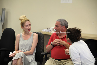 """1206174-037    LOS ANGELES, CA - JUNE 8: The rehearsal of """"Council"""" by Padraic Duffy at the Center Theatre Goup annex on June 8, 2012 in Los Angeles, California. (Photo by Ryan Miller/Capture Imaging)"""