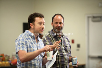 """1206174-015    LOS ANGELES, CA - JUNE 8: The rehearsal of """"Council"""" by Padraic Duffy at the Center Theatre Goup annex on June 8, 2012 in Los Angeles, California. (Photo by Ryan Miller/Capture Imaging)"""