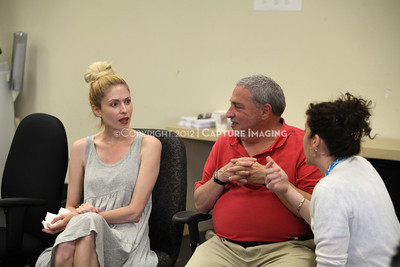 """1206174-036    LOS ANGELES, CA - JUNE 8: The rehearsal of """"Council"""" by Padraic Duffy at the Center Theatre Goup annex on June 8, 2012 in Los Angeles, California. (Photo by Ryan Miller/Capture Imaging)"""