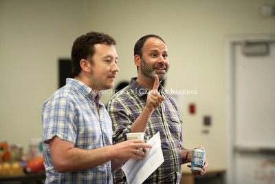 """1206174-014    LOS ANGELES, CA - JUNE 8: The rehearsal of """"Council"""" by Padraic Duffy at the Center Theatre Goup annex on June 8, 2012 in Los Angeles, California. (Photo by Ryan Miller/Capture Imaging)"""