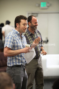 """1206174-012    LOS ANGELES, CA - JUNE 8: The rehearsal of """"Council"""" by Padraic Duffy at the Center Theatre Goup annex on June 8, 2012 in Los Angeles, California. (Photo by Ryan Miller/Capture Imaging)"""