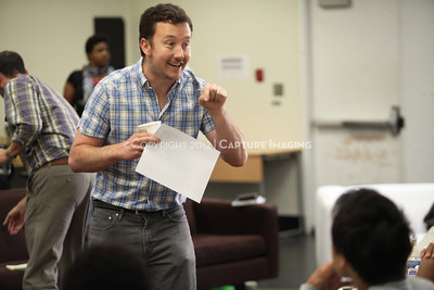 """1206174-017    LOS ANGELES, CA - JUNE 8: The rehearsal of """"Council"""" by Padraic Duffy at the Center Theatre Goup annex on June 8, 2012 in Los Angeles, California. (Photo by Ryan Miller/Capture Imaging)"""