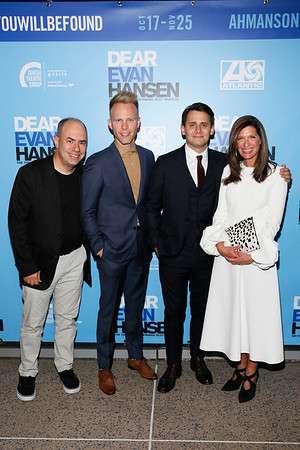 """Dear Evan Hansen"" Center Theatre Group/Ahmanson Theatre Opening"