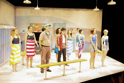 "The Echo Theater Company production of ""Dry Land"" at Center Theatre Group's Kirk Douglas Theatre, Culver City, America - 14 May 2017"