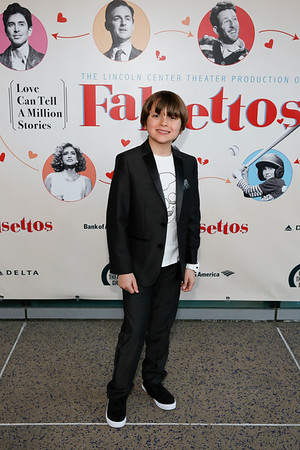 """Falsettos"" Center Theatre Group/Ahmanson Theatre, Los Angeles, America - 17 April 2019"