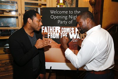 """Father Comes Home From The Wars (Parts 1, 2 & 3)"" CTG/Mark Taper Forum Opening Night"