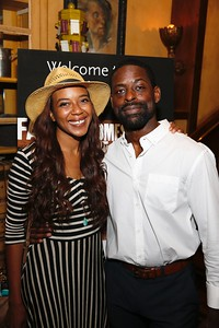 """""""Father Comes Home From The Wars (Parts 1, 2 & 3)"""" CTG/Mark Taper Forum Opening Night"""