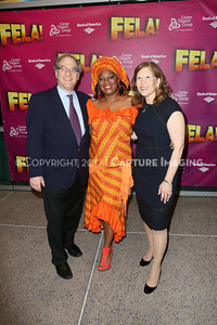 """Fela!"" CTG/Ahmanson Theatre Opening Night"