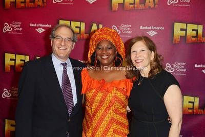"""Fela!"" CTG/Ahmanson Theatre Opening Night"