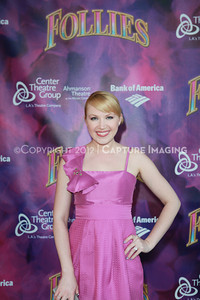 """1205151-022    LOS ANGELES, CA - MAY 9: The opening night performance of """"Follies"""" at Center Theatre Goup/Ahmanson Theatre on May 9, 2012 in Los Angeles, California. (Photo by Ryan Miller/Capture Imaging)"""